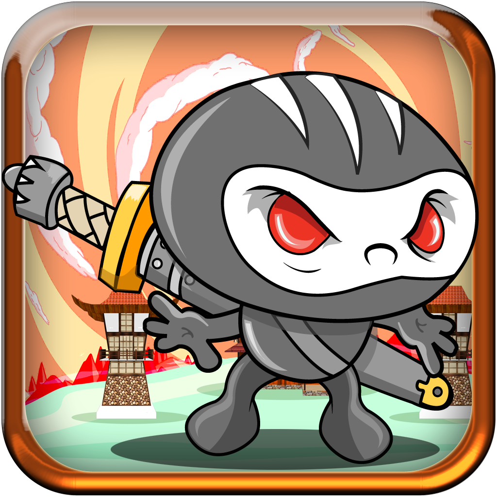 Action Ninja Attack - Free Puzzle Game