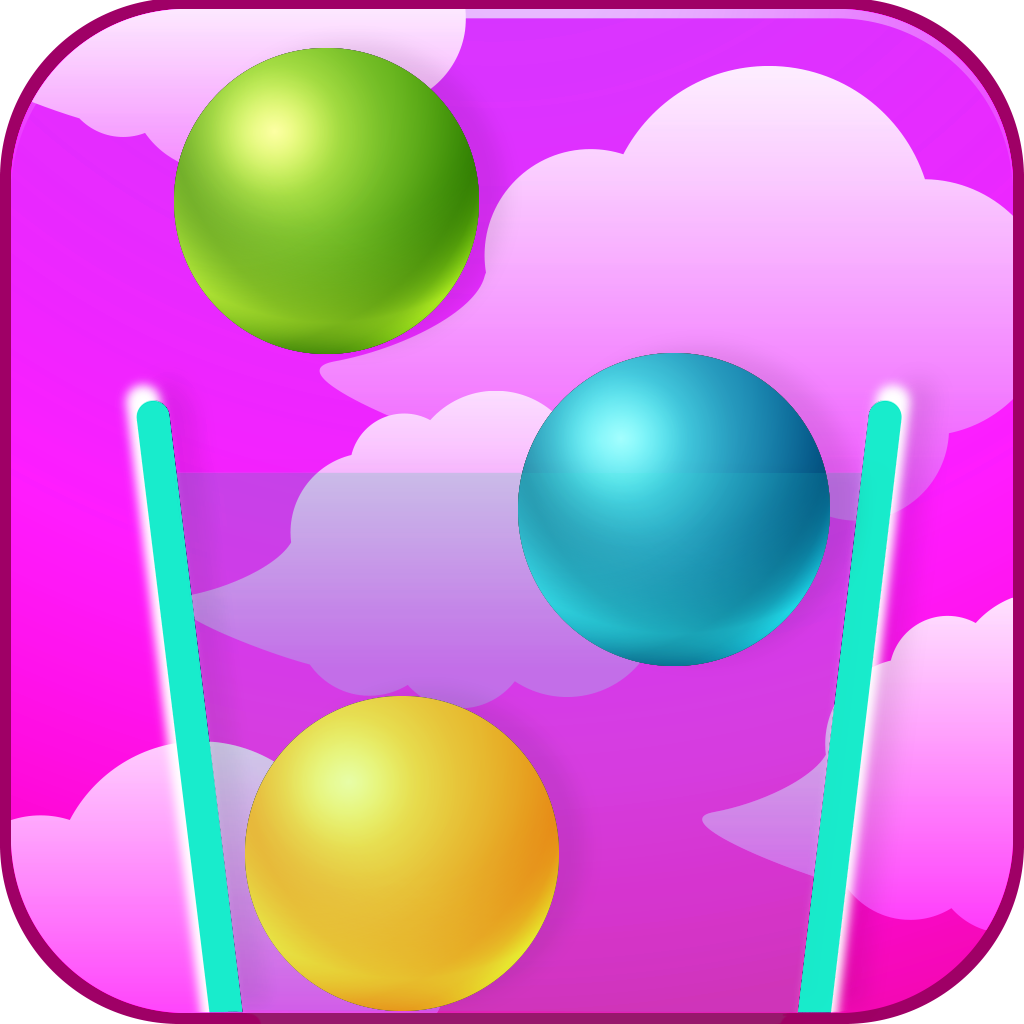 100 Candy Balls - Best Physics Action Game