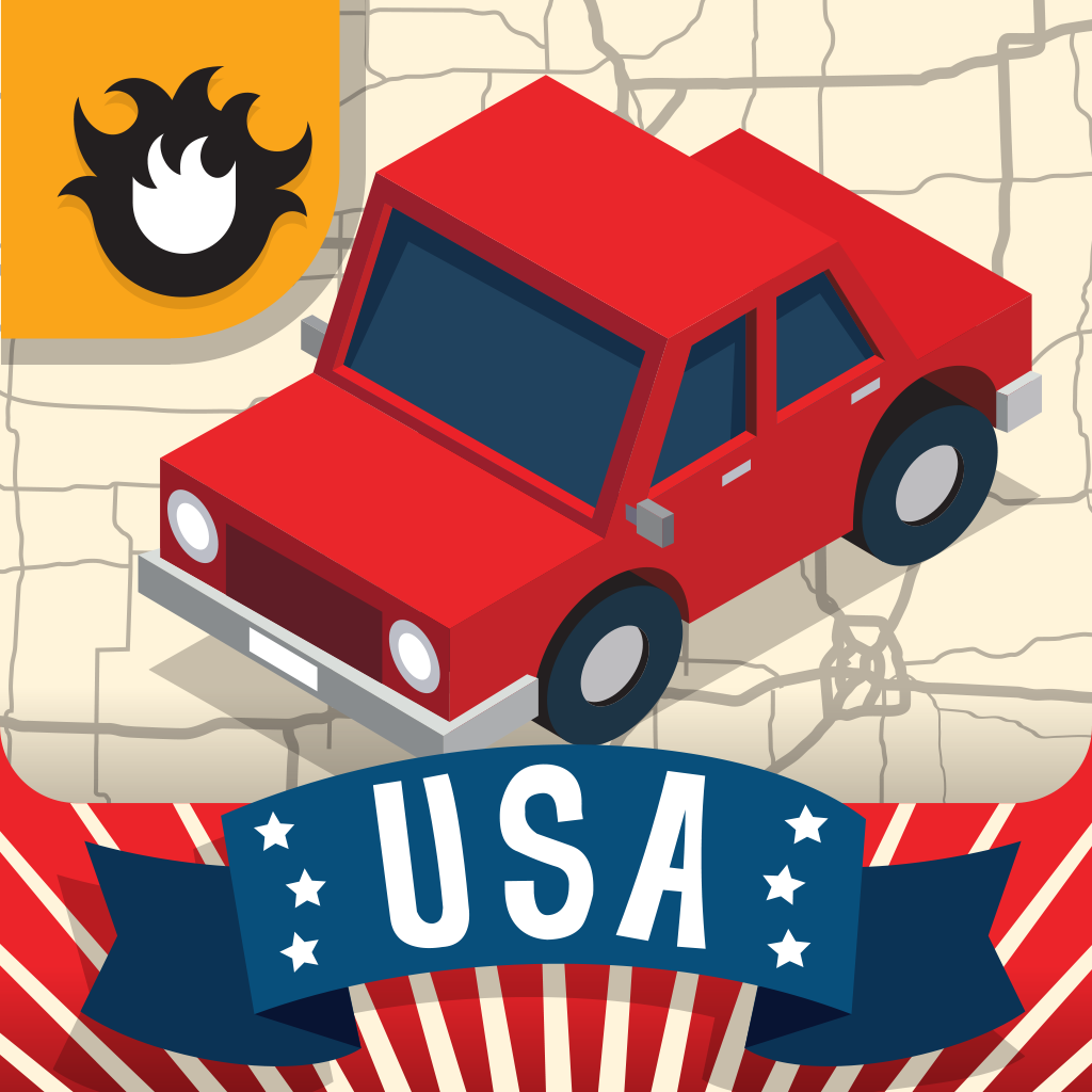 mzl.zpempsas Geography Drive USA™ by Spinlight Studio   Review & Giveaway