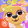 Sunnyville Baby Pet Animal Salon Game - Play Fun Free Pets Hair Cut, Color & Style Games logo